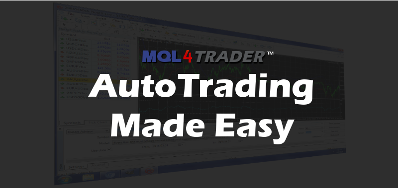 Create your own autotraders with expert advisors- Purchase automated trading strategies at mql4trader